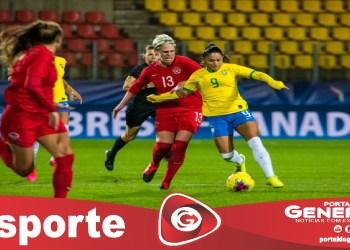 Seleção feminina sobe de posição no ranking da Fifa