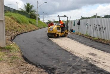 Prefeitura de Manaus avança com o Pacote de Obras de Inverno