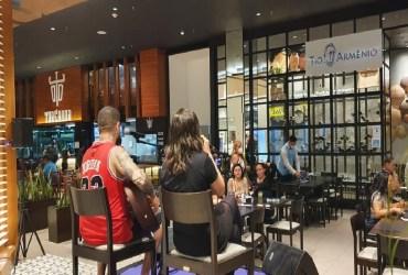 Alameda Gourmet do Amazonas Shopping tem programação especial de happy hour