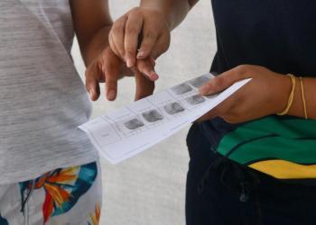 Sejusc realiza ação para emissão de documentos aos acolhidos do abrigo emergencial temporário