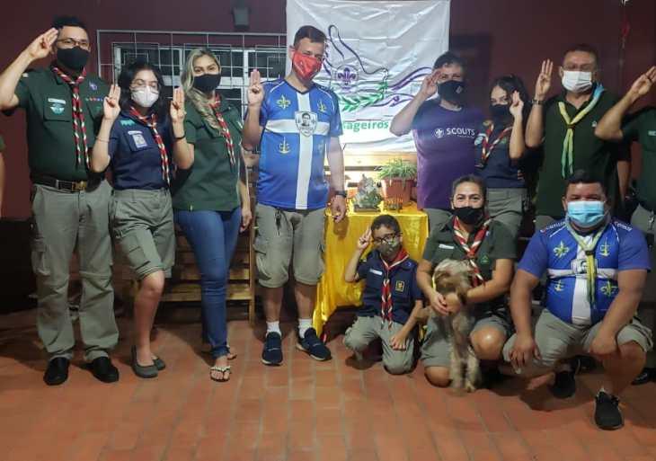 Dia Mundial dos Escoteiros é comemorado em Manaus