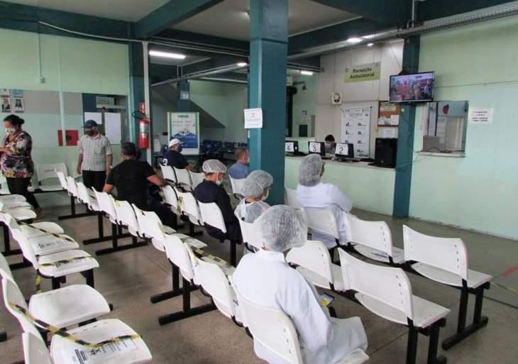 Fundação Alfredo da Mattalibera reagendamento de consultas