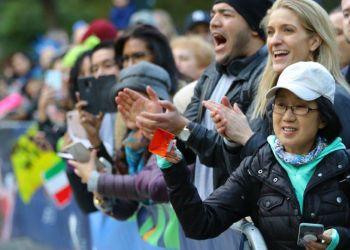 Maratona de Nova York volta a acontecer em novembro