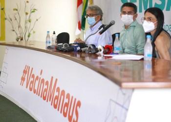 David Almeida irá solicitar a inclusão dos jornalistas, garis, agentes de trânsito e do transporte no grupo prioritário da vacinação contra a Covid-19