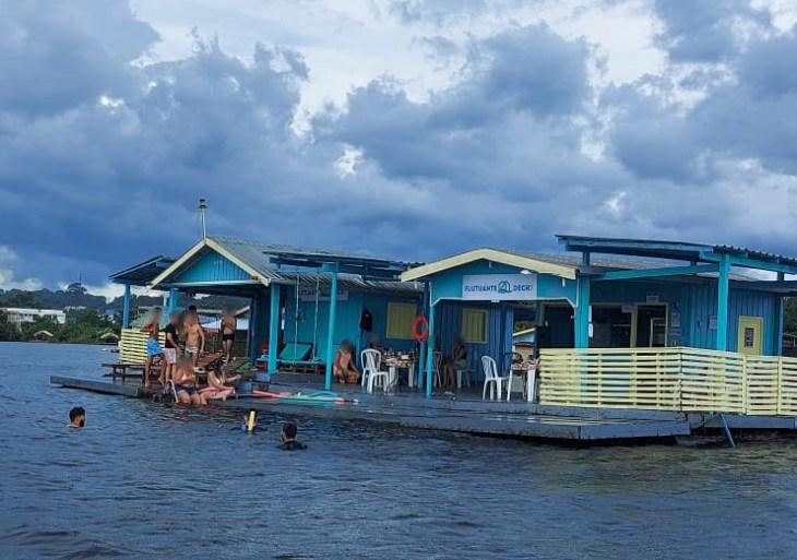 CIF realizou vistoria em 13 flutuantes neste domingo (02/05), em Manaus