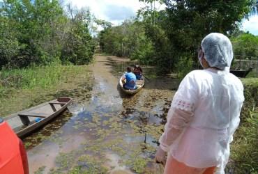 FAS coordena amplo e inédito estudo sobre atendimento de saúde na Amazônia