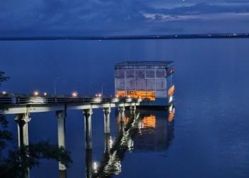 Estações de tratamento de água recebem nova iluminação náutica para garantir segurança operacional ao abastecimento da cidade