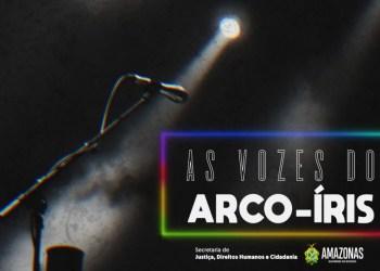 Sejusc convida artistas LGBT's da música a participarem do projeto 'As vozes do Arco-Íris'
