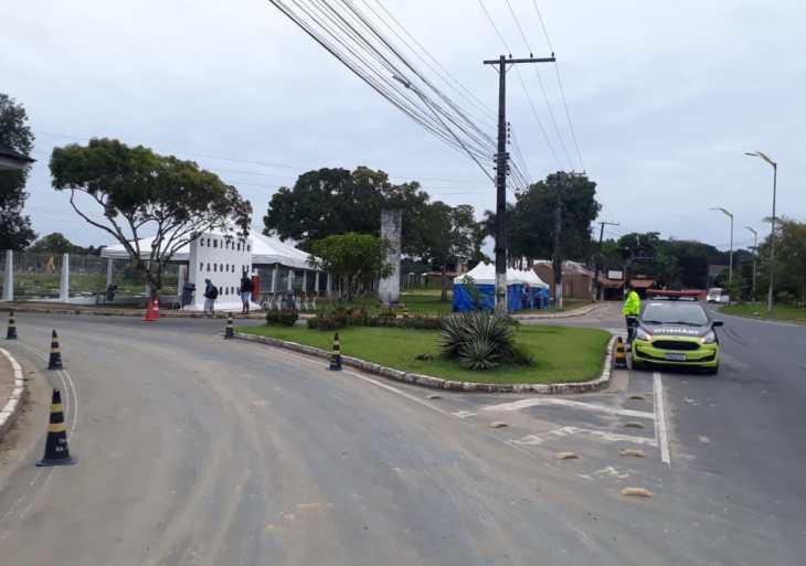 Visitação aos cemitérios públicos de Manaus terá reforço nas linhas de ônibus coletivos
