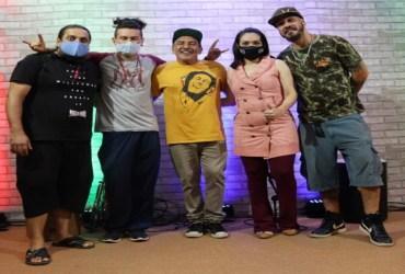 Super Encontro: Grupo Pactum apresenta 'Cileno e Adonay Brasil' em Live Especial de Reggae