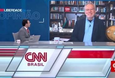 Rafael Colombo deixa quadro na 'CNN' por causa de Alexandre Garcia