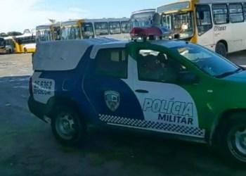Sinetram repudia os atos de vandalismo nos ônibus incendiados