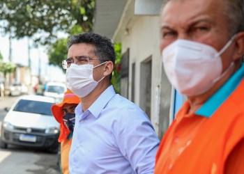 Prefeito David Almeida anuncia memorial para as vítimas da Covid-19