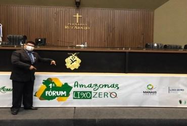 Manaus estará representada no Congresso Internacional Cidade Lixo Zero