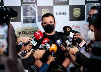 DEHS deflagra ação e prende trio investigado por suposto envolvimento em homicídio ocorrido no Morro da Liberdade