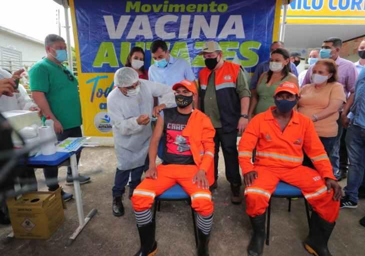 Amazonas zera fila de UTI aérea para pacientes com Covid-19