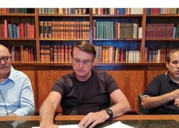 Bolsonaro fala sobre punições nas Forças Armadas