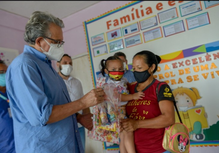 Creches da Prefeitura de Manaus iniciam retorno às atividades de forma gradual