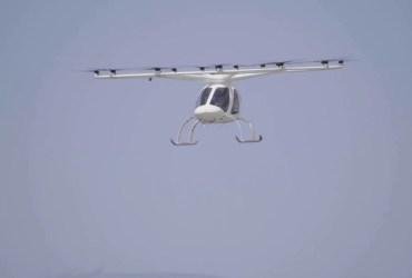 Táxi voador passa por teste e deve operar nas Olimpíadas de 2024