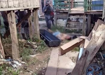 Jovem é executado com 10 tiros durante conflito entre facções criminosas no Santo Agostinho