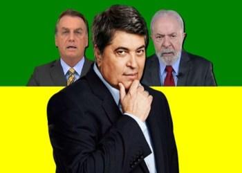 Datena assina filiação ao PSL e será lançado como pré-candidato à Presidência