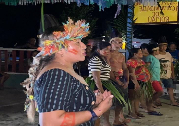 Promotoria de Barcelos participa de ação social em comunidades do Amazonas
