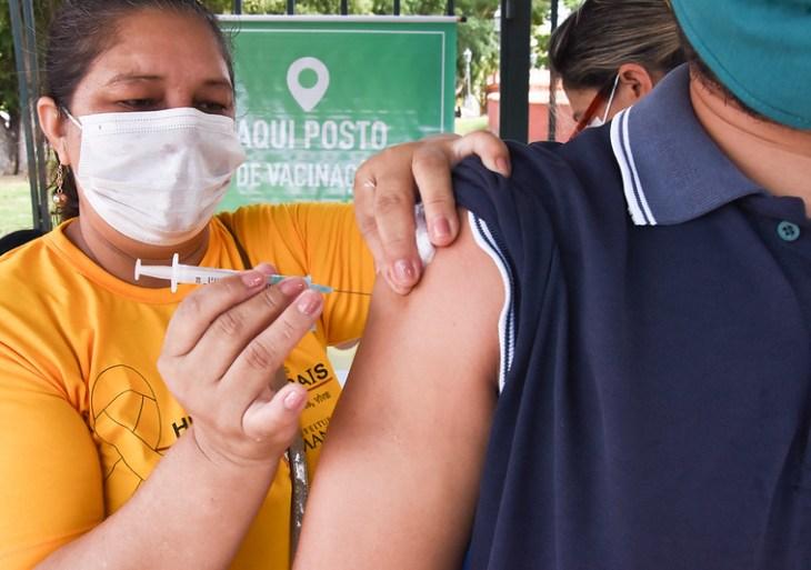 Dia D de vacinação contra a influenza em Manaus será no próximo sábado, 10/7