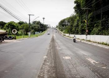 Avenida Professor Nilton Lins será revitalizada pela Prefeitura de Manaus
