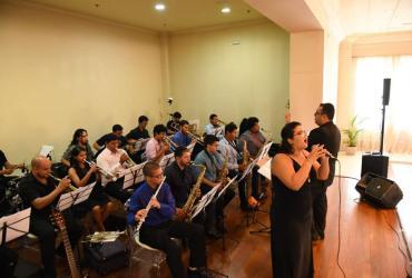 Liceu Claudio Santoro realiza audição para Orquestra de Repertório Popular