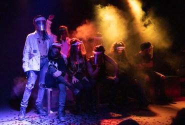 Escola de Teatro Interarte apresenta espetáculo Locomotiva 21