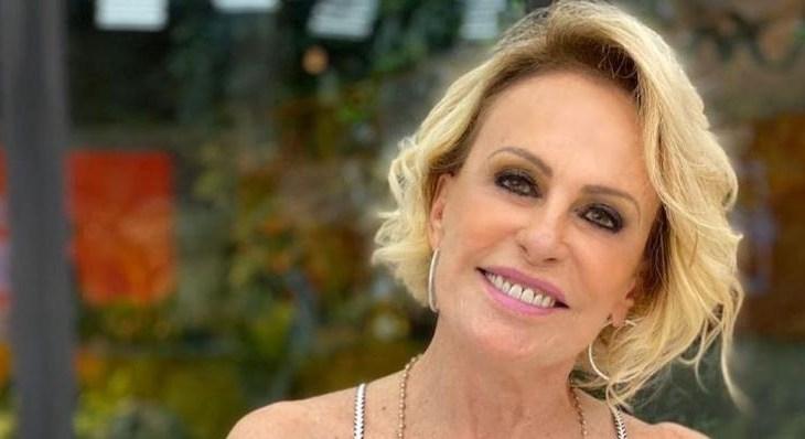 Ana Maria Braga testa positivo para o novo coronavírus