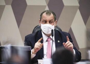 Aziz diz que a CPI não irá parar durante o recesso legislativo