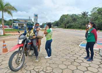 Prefeitura de Rio Preto da Eva vacina moradores com idade a partir de 20 anos até sábado