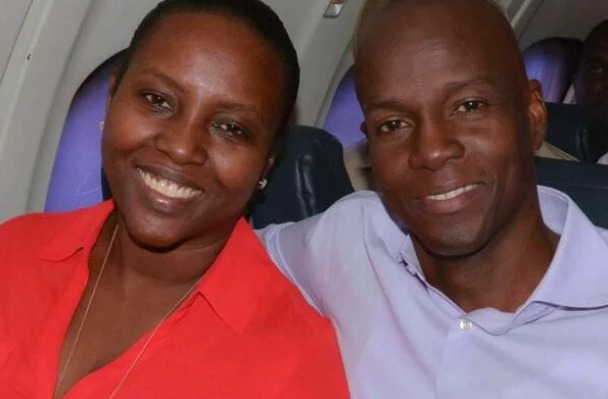 Primeira-dama do Haiti também morre após ataque a tiros