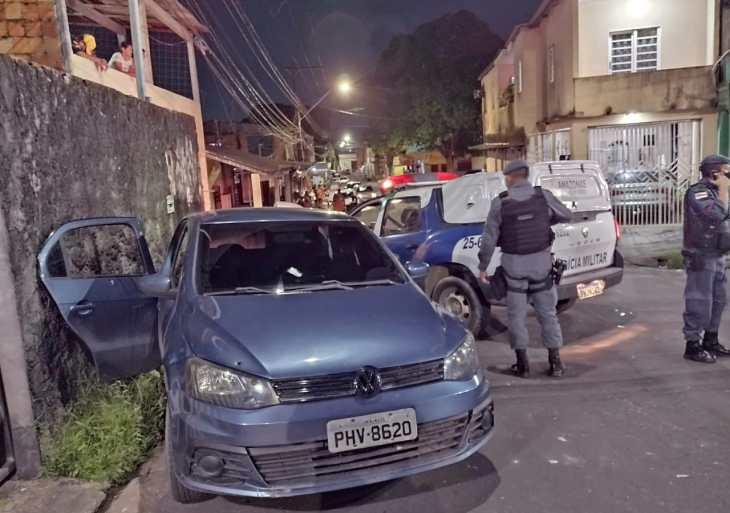 Motorista de App é morto durante emboscada para passageiro em Manaus