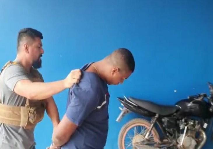 Marido de vereadora de Manacapuru é preso pela Polícia Civil