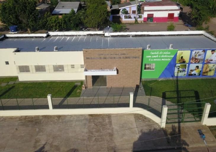 Prefeitura de Maués inaugura Centro de Biodiagnósticos