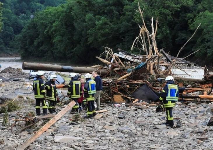 Mais de 30 morrem em inundações na Europa Ocidental