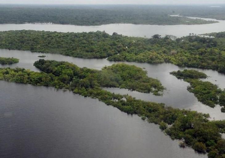 Governo inaugura antena para ampliar fiscalização na Amazônia