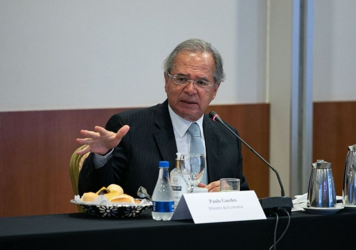 Ministro da Economia volta a defender reforma tributária ampla