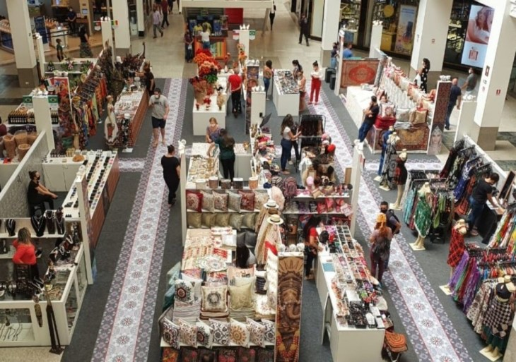 Diversas atrações animam fim de semana no Amazonas Shopping