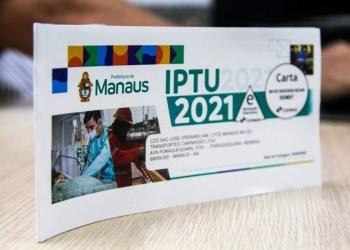 Parcela do IPTU 2021 pode ser paga sem juros até nesta quinta-feira, 15/7