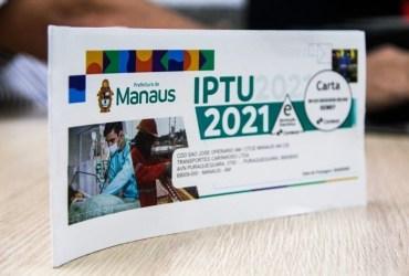 Quinta parcela do IPTU de Manaus vence na próxima segunda