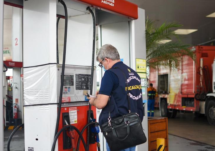 Procon-AM registra mais de 270 autuações a postos de gasolina no primeiro semestre de 2021