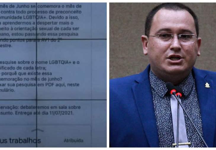 """Vereador diz que pregar respeito à orientação sexual em escola é """"doutrinação"""""""