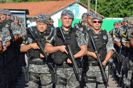 Governo do Amazonas Não Chamará Os Concursados Do Cadastro De Reserva Da PM