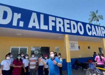 Após emenda destinada de R$750 mil, Wilker garante melhorias no atendimento à saúde de Barcelos