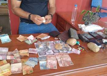 Polícia Civil do Amazonas prende homem por tráfico de drogas, em Itapiranga