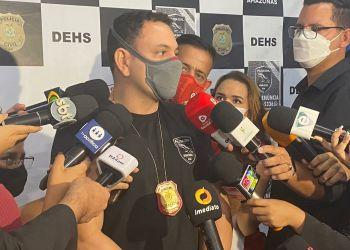 Equipes da PC-AM prendem dois homens suspeitos de homicídio de policial militar em Manaus