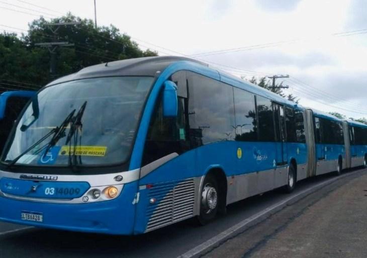 Homens são presos após assalto no ônibus 640